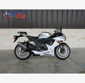 2018 Suzuki GSX-R600 for sale 200584442