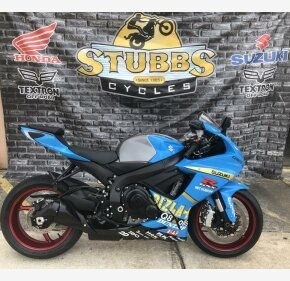 2018 Suzuki GSX-R600 for sale 200767524