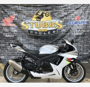 2018 Suzuki GSX-R600 for sale 200816453