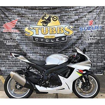 2018 Suzuki GSX-R600 for sale 200816453