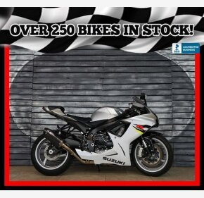 2018 Suzuki GSX-R600 for sale 200975989
