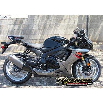 2018 Suzuki GSX-R750 for sale 200671377