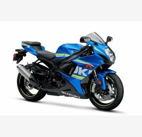 2018 Suzuki GSX-R750 for sale 200507715