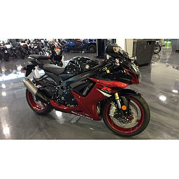 2018 Suzuki GSX-R750 for sale 200678452