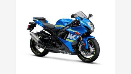 2018 Suzuki GSX-R750 for sale 200693025
