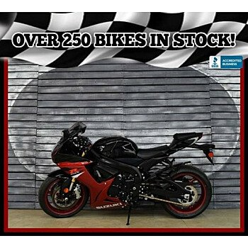 2018 Suzuki GSX-R750 for sale 200742170