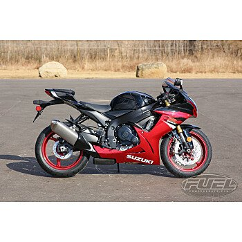 2018 Suzuki GSX-R750 for sale 200744255
