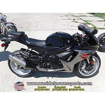 2018 Suzuki GSX-R750 for sale 200774777