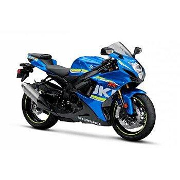 2018 Suzuki GSX-R750 for sale 200801824