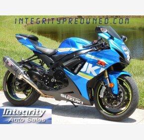 2018 Suzuki GSX-R750 for sale 200946549