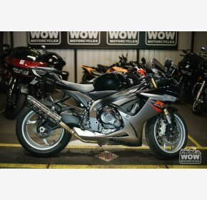 2018 Suzuki GSX-R750 for sale 201011650