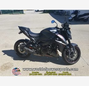 2018 Suzuki GSX-S1000 for sale 200637362