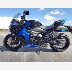 2018 Suzuki GSX-S1000F for sale 200697424