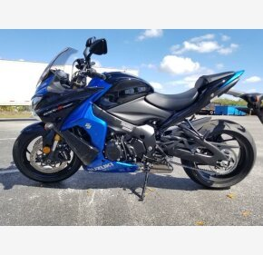 2018 Suzuki GSX-S1000F for sale 200697425