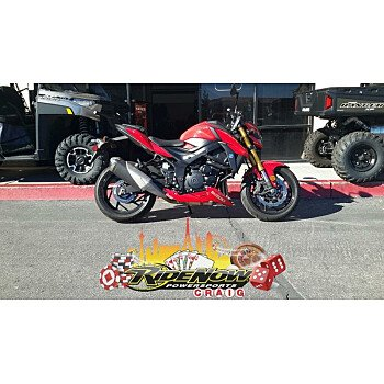 2018 Suzuki GSX-S750 for sale 200705048