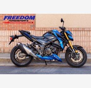 2018 Suzuki GSX-S750 for sale 200830888