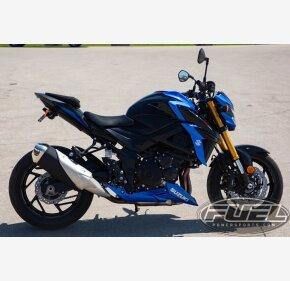 2018 Suzuki GSX-S750 for sale 200916049