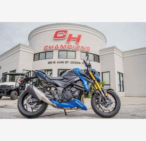 2018 Suzuki GSX-S750 for sale 200950026