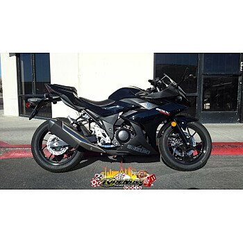 2018 Suzuki GSX250R for sale 200507055