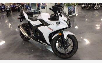 2018 Suzuki GSX250R for sale 200515418