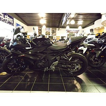 2018 Suzuki GSX250R for sale 200524208