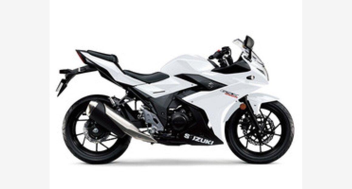2018 Suzuki GSX250R for sale 200601805