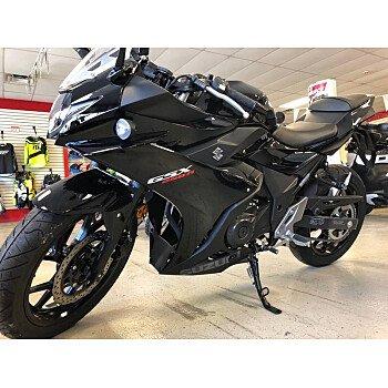 2018 Suzuki GSX250R for sale 200634114