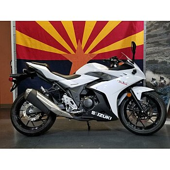 2018 Suzuki GSX250R for sale 200657053