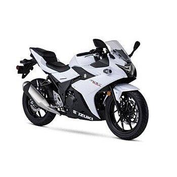 2018 Suzuki GSX250R for sale 200705109