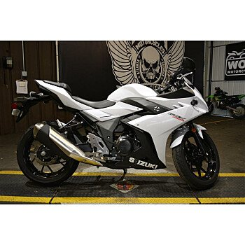 2018 Suzuki GSX250R for sale 200710282