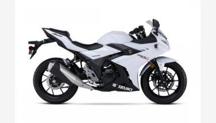 2018 Suzuki GSX250R for sale 200462169