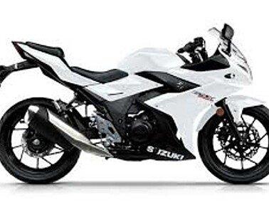 2018 Suzuki GSX250R for sale 200469468