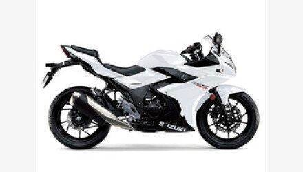 2018 Suzuki GSX250R for sale 200601789