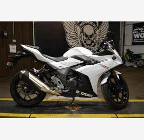 2018 Suzuki GSX250R for sale 200710282