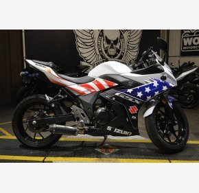 2018 Suzuki GSX250R for sale 200711575