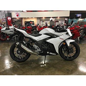 2018 Suzuki GSX250R for sale 200720697