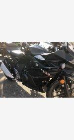 2018 Suzuki GSX250R for sale 200735053