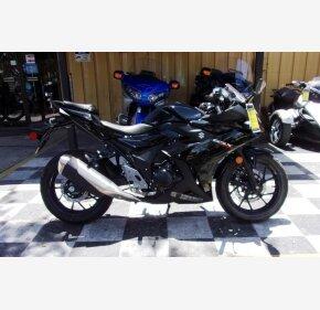 2018 Suzuki GSX250R for sale 200787821