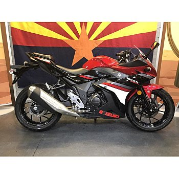 2018 Suzuki GSX250R for sale 200864429