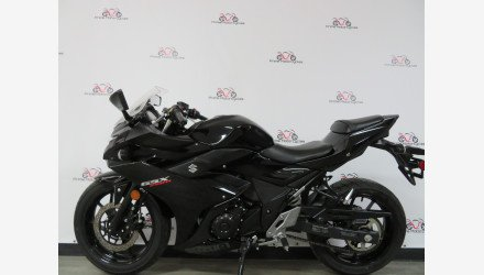 2018 Suzuki GSX250R for sale 200919789