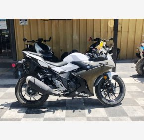 2018 Suzuki GSX250R for sale 200930603