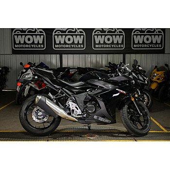 2018 Suzuki GSX250R for sale 201075483