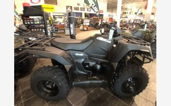 2018 Suzuki KingQuad 400 for sale 200518316