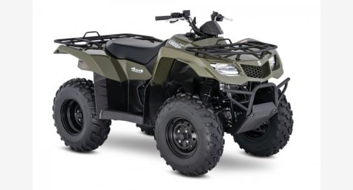 2018 Suzuki KingQuad 400 for sale 200594363