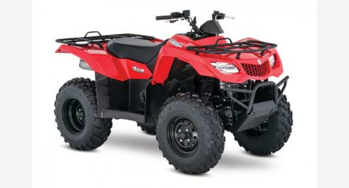 2018 Suzuki KingQuad 400 for sale 200594368