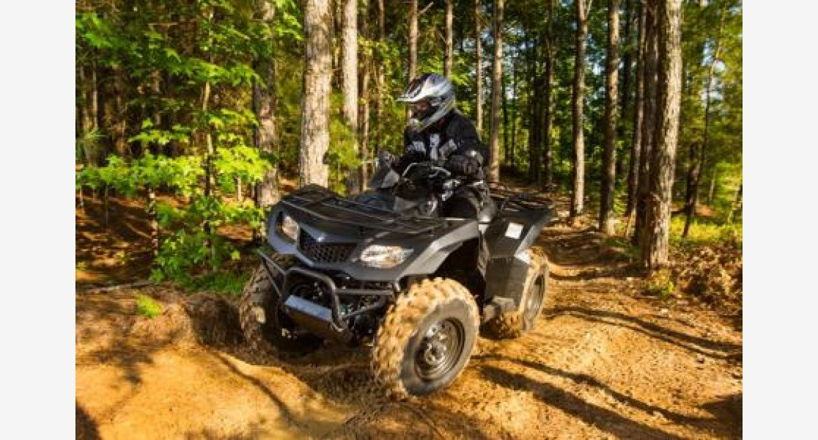 2018 Suzuki KingQuad 400 for sale 200608732
