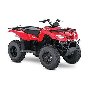 2018 Suzuki KingQuad 400 for sale 200659178