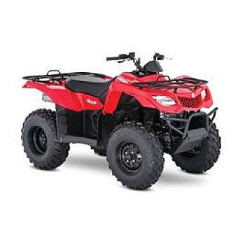 2018 Suzuki KingQuad 400 for sale 200659180