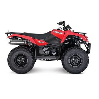 2018 Suzuki KingQuad 400 for sale 200664460