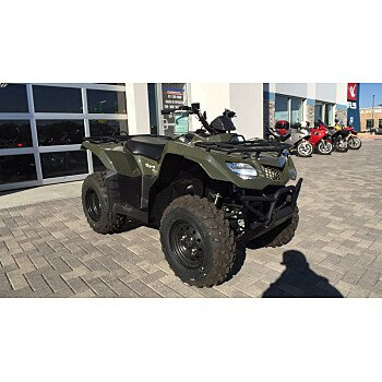 2018 Suzuki KingQuad 400 for sale 200679136